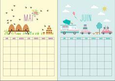 C'est déjà Noël sur Prima.fr ! En cette fin d'année, place aux surprises et aux cadeaux créatifs. Voici, en exclusivité nos deux modèles de calendriers perpétuels à imprimer pour ...