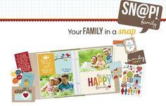 """@SIMPLE Comunicación Stories - Sn@p """"Family"""" collection"""