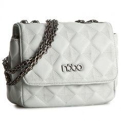 Torebka NOBO - NBAG-C1040-C019 Szary Louis Vuitton Damier, Satchel, Chanel, Shoulder Bag, Handbags, Tote Bag, Grey, Gray, Totes