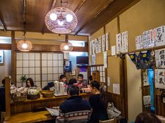 "Oku Asakusa ""Benten"" soba-ya 2/13 The very unassuming on the outside ""Benten"" is small and cosy with only a few tables serving at most 20 people.  #Asakusa, #Sensoji, #Oku, #Benten, #soba December 7, 2014 © Grigoris A. Miliaresis"