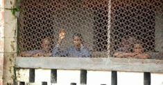 Inmates at Mafanta p