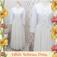 Handmade Victorian Dress made from chiffon, satin velvet and laces  #handmade #fashion #dress #victorian