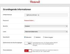 #Pinterest personalisiert stärker und bietet jetzt einen #DoNotTrack Button via @ZDNet_de #in