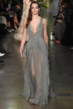 Elie Saab 2015 Spring/Summer Couture.  Chanelesque..
