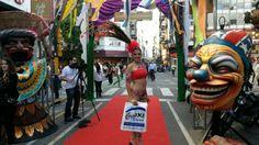 Todo el Carnaval en La Casa de Entre Rios en La Noche de las Provincias, Más info sobre viajes en www.facebook.com/viajaportupais  #lanochedelasprovincias #entrerios #litoral #turismo #viajes #argentina #viajaportupais