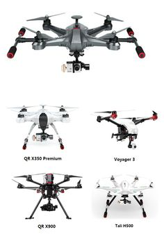 Top Walkera Technology Drones For Aerial Photography and Filming