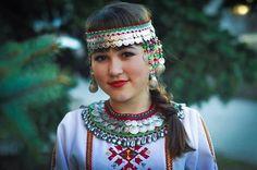 Chuvash-Turkic girl Chuvash-Türk kız