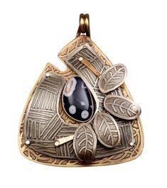 Jewelry Ideas, Jewelry Art, Silver Jewelry, Metal Clay Jewelry, Silver Pendant Necklace, Artisan Jewelry, Metal Art, Metal Working, Pendants