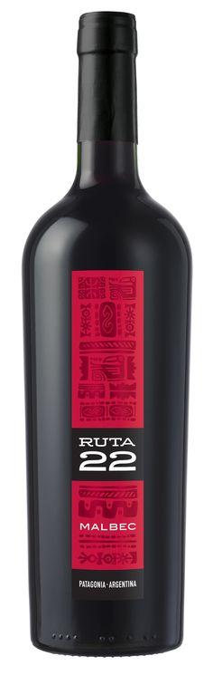 Ruta 22 Malbec,  My own personal wine!  Love it!!!