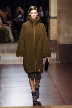 Hermès Fall 2014 Ready-to-Wear Runway - Hermès Ready-to-Wear Collection