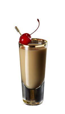 Baileys Bowl of Cherries cocktail recipe. A drink made with Baileys Chocolate Cherry Irish cream.
