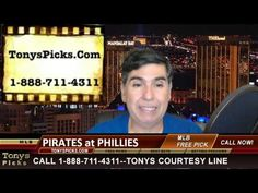 MLB Betting Line Odds Pittsburgh Pirates vs. Philadelphia Phillies Pick ...