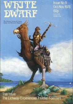 White Dwarf 9 (1978)