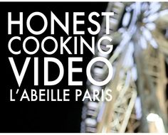 Two days ago, the L'Abeille restaurant - situated in the Shangri-La Hotel in Paris - received two stars from the French Michelin Guide. But a little over a week ago, Honest Cooking Editor in Chief Kalle Bergman checked it out.