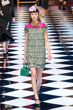Dolce & Gabbana   Fall 2016   The Impression