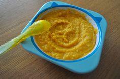 Pour bébé gourmand et les autres...Purée de fenouil, carottes et patate douce