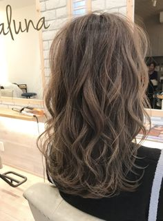 Blonde Hair For Brunettes, Brown Blonde Hair, Brunette Hair, Permed Hairstyles, Scarf Hairstyles, Medium Hair Styles, Curly Hair Styles, Beige Hair, Haircut Pictures