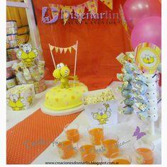 diseñarlin cumpleaños temáticos y originales mendoza argentina: Gaturro Projects To Try, Birthday Cake, Candy, Desserts, Food, Fiestas, Candy Stations, Candy Buffet, The Originals