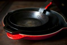 In Search of the Perfect Cast Iron Pan