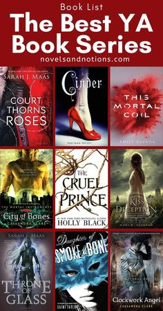 Check out our favorite young adult book series for your book-buying inspiration! Ya Books, Book Club Books, Book Lists, Good Books, Books To Read, Castle Tv, Castle Beckett, Ace Hood, Book Suggestions
