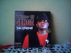 Nonini Kenyan Music, The Godfather, Album, Cover, Slipcovers