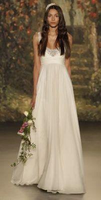 Wedding Dress Inspiration - Jenny Packham