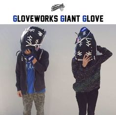 Build your giant glove at gloveworks.net and bring it home! Inquiry at giantglove@gloveworks.net #baseball #customglove