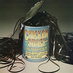 Chicken Shack - In The Can - LP