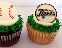 Gracie Moonpie & Co. | The Cake Gallery  Let's go Detroit Tigers!