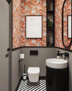 Bathroom Storage Built In . Bathroom Storage Built In . Small Country Bathrooms, Yellow Bathrooms, Small Bathroom, Bathroom Things, Seashell Bathroom Decor, Bathroom Wall Art, Bathroom Lighting, Basement Bathroom, Wall Mirror