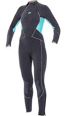 Women 47356: Bare Women S 7Mm Evoke Cold Water Wetsuit, Elastek Full-Stretch Full Suit -> BUY IT NOW ONLY: $459.95 on eBay!