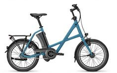 2016 Kalkhoff Sahel Compact pulses 8R HS E-Bike solid blue Folding Bicycle, Bike Store, Brompton, Marines, Compact, Projects, Blue, Veil, Bicycles