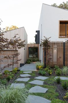 Garden House by James Design Studio - Central Courtyard Architecture - The Local Project Courtyard Landscaping, Courtyard House, Courtyard Design, Design Studio, Residential Architecture, Architecture Design, Architecture Courtyard, Landscape Design, Garden Design