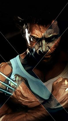 "X-Men, Days of Future Past ""Wolverine"" by Joe Vetoe Wolverine Art, Logan Wolverine, Wolverine Origins, X Men, Marvel E Dc, Marvel Heroes, Marvel Universe, Hugh Jackman, Lady Deathstrike"