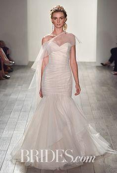 Brides: Alvina Valenta Wedding Dresses - Fall 2017 - Bridal Fashion Week