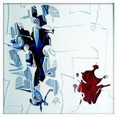 Contaminazioni - Nicola Salotti, sezione arti grafiche e pittoriche