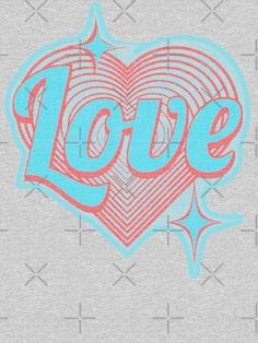 My Only Love, Love Heart, Artworks, Shirt Designs, Hearts, Design Ideas, Valentines, Neon Signs, Pullover