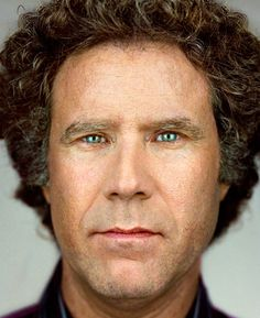 Will Ferrell by Martin Schoeller