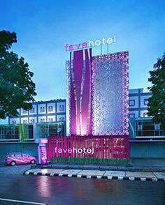 Fave Hotel Langko Mataram Type : Commercial Building Design ; 2012 Construction : 2013 #hoteldesign #architecture #lombok #favehotel #commercialbuilding by papirus.design