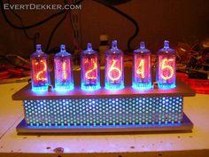 nixie Clocks