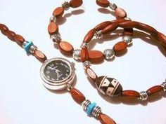 How to Make Watches Out of Beads