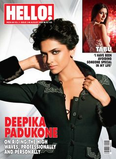 August 2009 Lady Parts, Tabu, Life S, Deepika Padukone, Beauty Queens, Bollywood, Celebs, Glamour, Photoshoot
