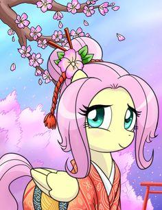 My Little Pony in japanese | Bronie faz um Encerramento de MLP em Japonês