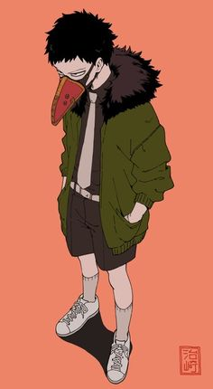 Overhaul[]Kai Chisaki[]