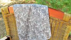 Fular de algodón gris - 6,93€ -CMK Tote Bag, Fashion, Ponchos, Gray, Moda, Fashion Styles, Totes, Fashion Illustrations, Tote Bags