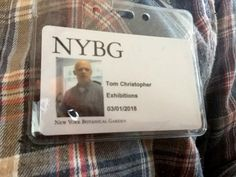 My new project. Virtual reality NYBG