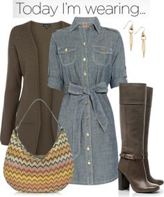 """""""Chambray"""" by kristan831 on Polyvore"""