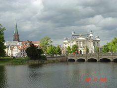Wismar, in Northern Mecklenberg,  Germany