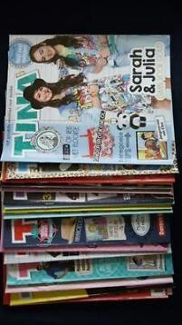 Tijdschrift Tina 2015