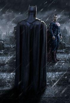 comics-station: Batman-v-Superman by patokali Follow The Best Comics Artwork Blog on Tumblr